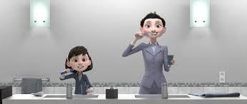 Film di Animazione-Il Piccolo Principe-Scena-Mamma e Figlia nella quotidianità