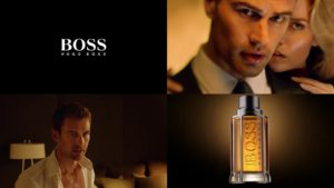BOSS -The Scent commercial with Theo James and Natasha Poly