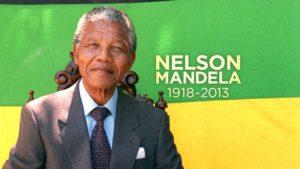 Nelson Mandela è stato il protagonista della fine dell'Apartheid