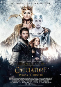 Locandina- The Huntsman: Winter's War (2016)