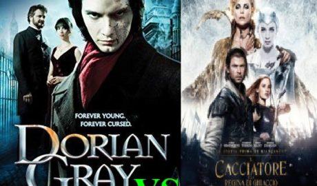 Dorian Gray vs Il Cacciatore e la Regina di Ghiaccio