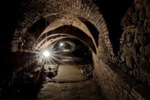Gite nei sotterranei di Pistoaia