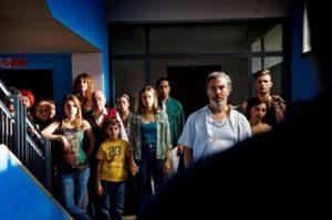 Scena del Film: Tutti contro Tutti- regia Rolando Rabello