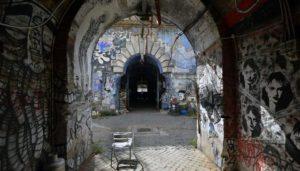 La bellezza storica: Forte Prenestino-Roma