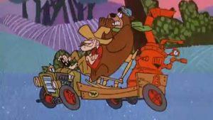 Seire Tv Aniamta: Wacky Racese - L'Insetto Scoppiettante