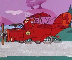 Scarafaggio Volante - Hanna & Barbera
