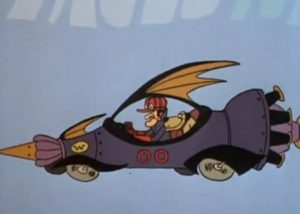 Wacky Races: Dick Dastardly e Muttley