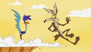 Warner Bros: Wile Coyote e Road Runner