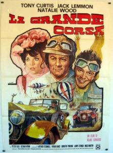Fim: The Grat Race di Blake Edwards - 1965