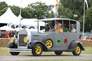 Goodwood Festival of Speed - Wacky Races - 2008