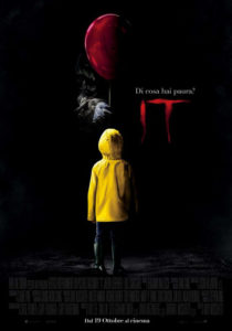Locandina Film: IT - 2017- USA
