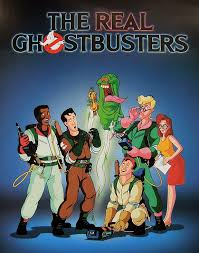Serie Tv Animata: The Real Ghostbusters - Prodotta negli USA