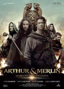 Artur & Merlin: Le origini della Leggenda -2015