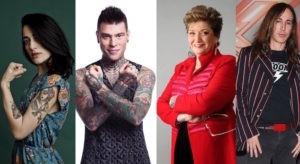 I 4 giudi di X Factor 11