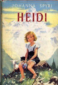 Heidi - Johanna Spyri-1880