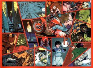 Akira nasce nel 1988 il capolavoro di Katsuhiro Ōtomo