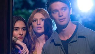 Scena del Film con Morgan, Katie, Charlie - Regia: S. Speer