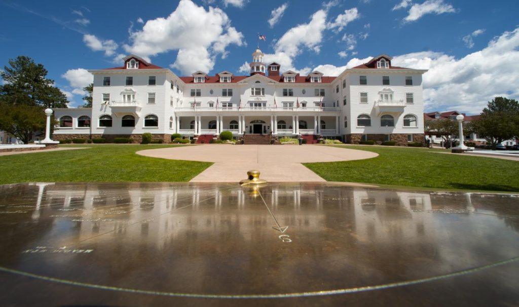L'antico Stanley Hotel (USA)