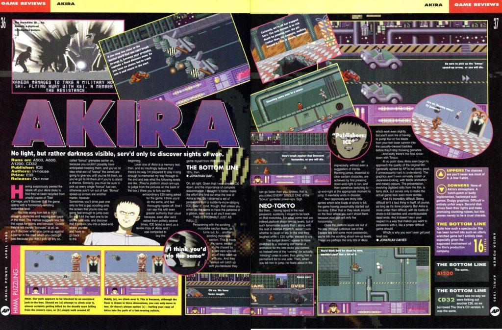 Akira videogioco