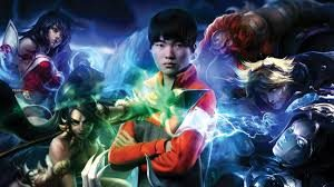 La star Faker di League of Legends coreano eSport del team Sk Telecom