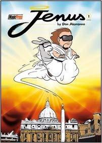 Junus by Don Alemanno (MagicPress-vol.1)