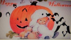 Halloween festa d'origine celtica (notte 31Ottobre- 1°Novermbre)