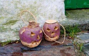 Gran Bretagna - Le Rape di Halloween