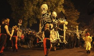 Halloween 2015 in Irlanda, una lunga notte