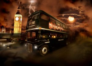 The Ghost Bus Tour- Living London ( Immagine Facebook)