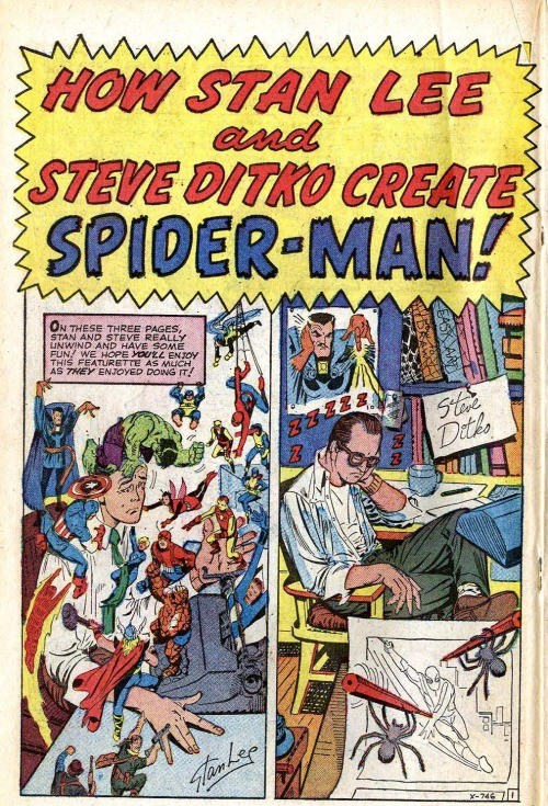 Spider-Man - Stan Lee & Steve Dictko