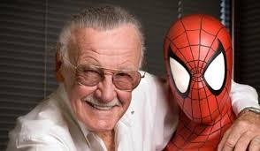 Stan-Lee-e-Spider-Man