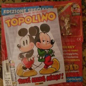 Topolino compie 90 anni 2018
