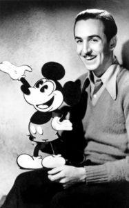 Micky Mouse e Walt Diney