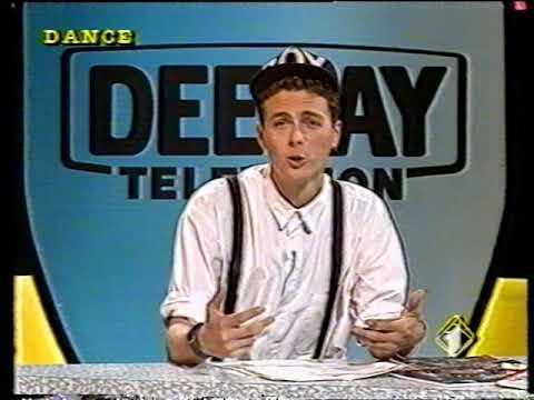 Mitici Anni-Jovannotti- Debutto - A- DeeJay-Television-1987
