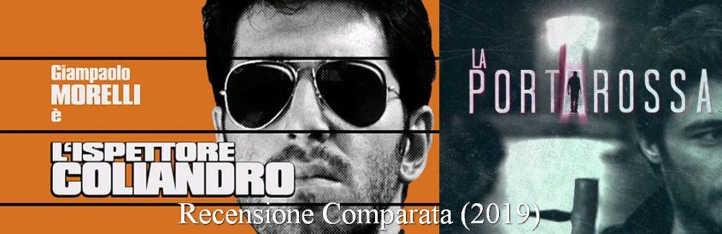 Ispettore-Coliandro-vs-La-Porta-Rossa - Commissario Cagliostro (Lino Guanciale)-2019