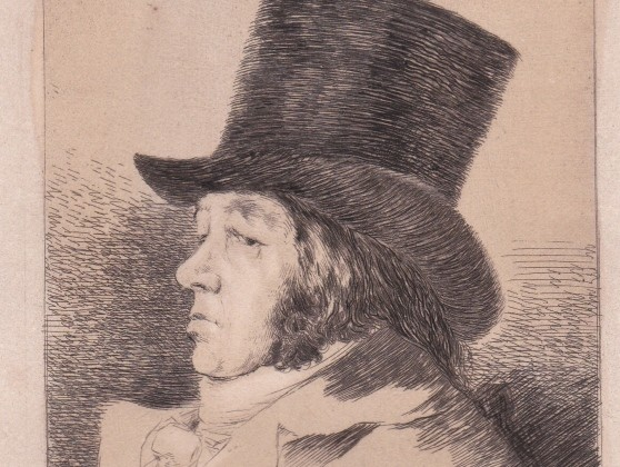 Autoritratto-di-Francisco-Goya