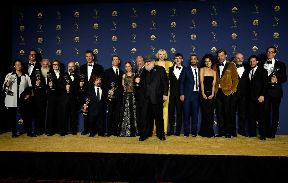 Emmy-Awards-2018-Game-of-Thrones- Los Angeles