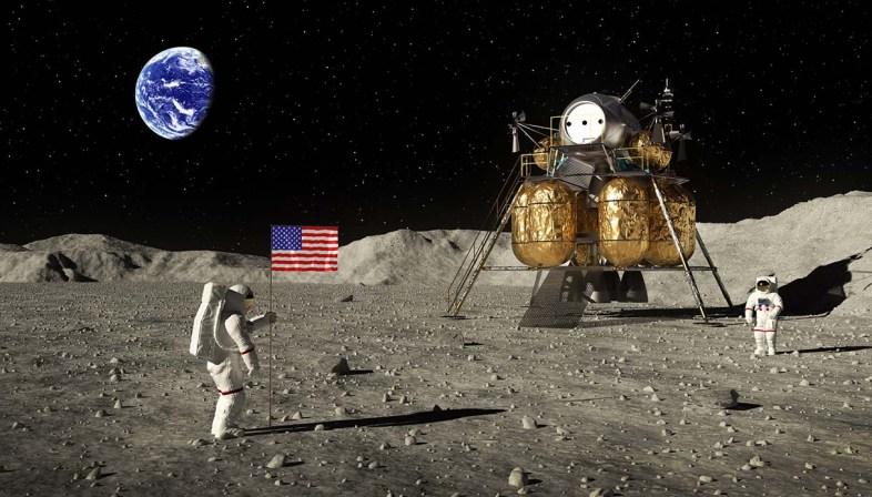 Lo-sbarco-sulla-Luna-avvunta-in-data-20-luglio-1969-da-parte-degli-Americani-Recesione-Comaprata-2019