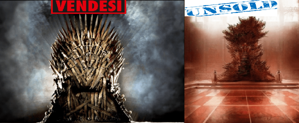 Serie-Tv-Game-of-Thrones-VENDESI-vs-Romanzo-Il-Trono-di-Spade-UNSOLDBella Sfida-