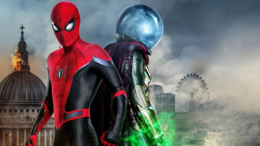 Scena-del-film-Spider-Man-vs-Mysterio-Recensione-Comparata-2019