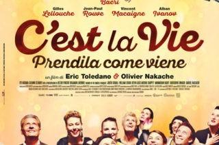 Locandina-C-est-la-vie-Prendila-come-viene-2018-Recensione-Comparata-2019
