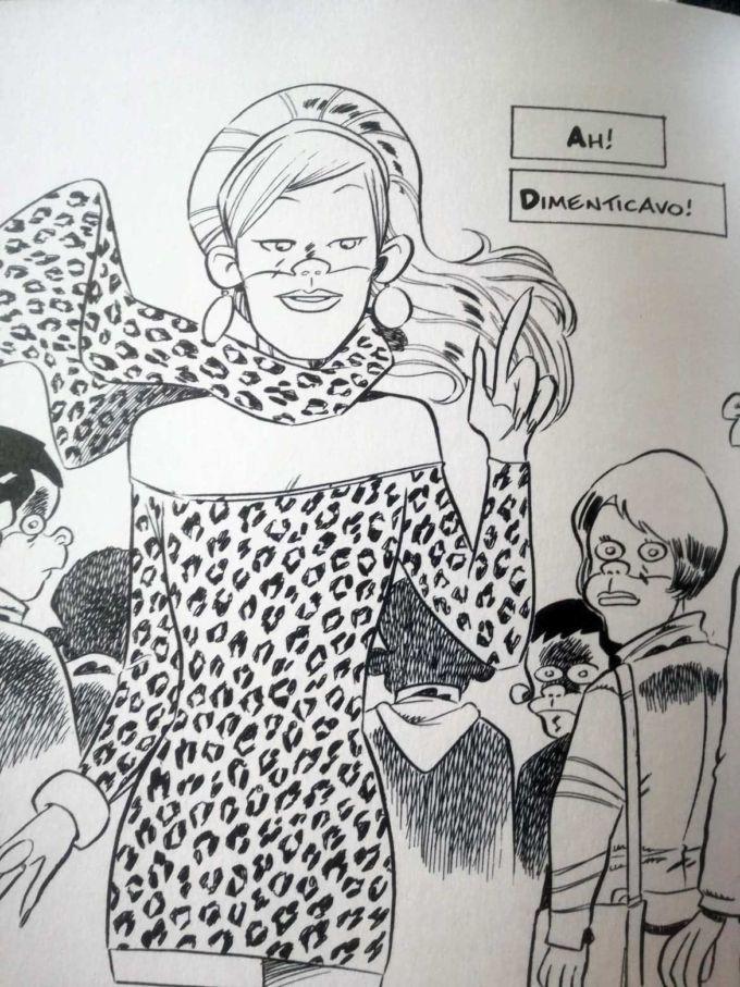 Dal-Fumetto-al-Teatro-Cinzia-Leo-Ortolani-i-Lucca-Comics-and-Games-2019-Recensione-Comparata