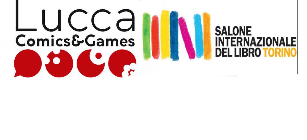 Lucca2019-Comincs-and-Games-e-Salone-Internazionale-del-Libro-Torino-Recensione-Comparata