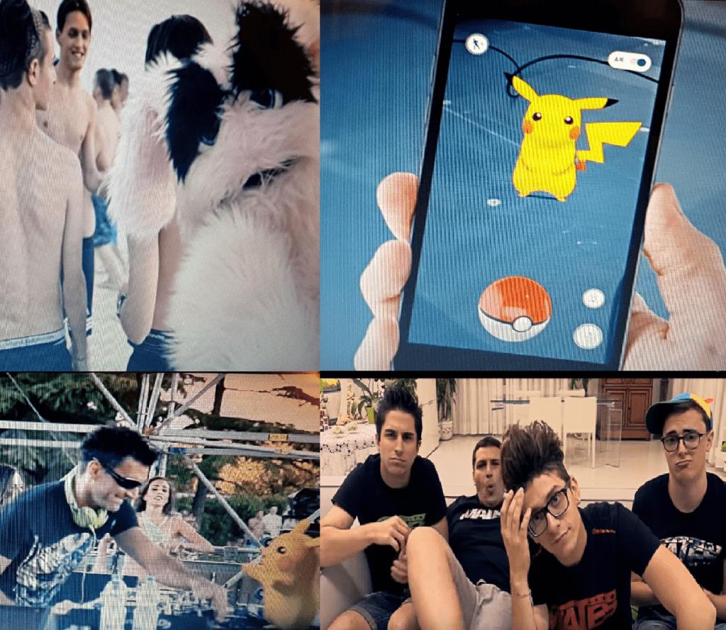 Videoclip-Che-ne-sanno-i-2000-Anno-2016-Etichetta-Dance-and-Love-Recensione-Comparata-2019