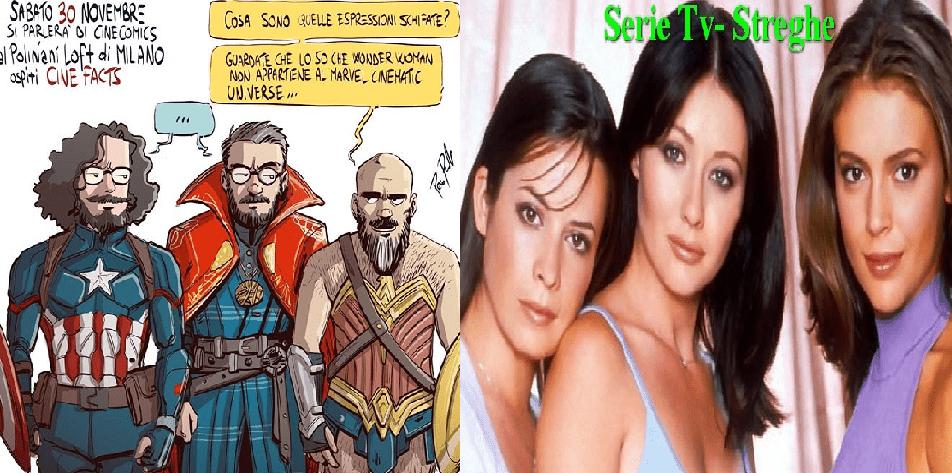Fumetto-comparato-a-serie-tv-Recensione-Comparata-2019