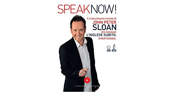 Metodo rivoluzionario-Speak-Now-John-Peter-Sloan-Cofanetto-Recensione-Comparata-2020