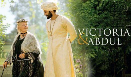 La Regina Vittoria e il segretario indiano Abdul - Film del 2017