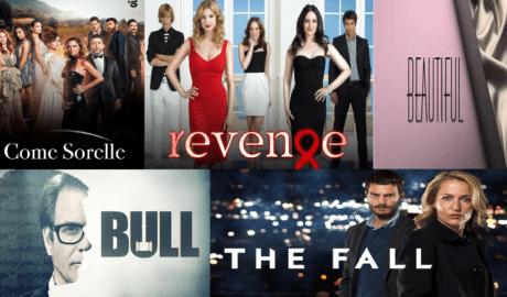 5 Serie Tv imparano la Manipolazione-