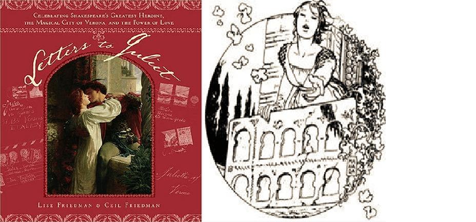 Lettere-a-Giulietta-Romanzo-Anno-2008-comparato-al-Logo-del-Club-di-Giulietta-a-Verona