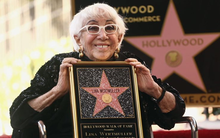 Lina-Wertmuller-Regista-Walk-of-Fame-Hollywoodiano-Anno-2019